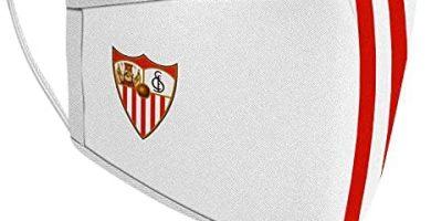 Sevilla FC Mascarilla Unisex adulto