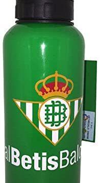 Real Betis 94796 Botella Aluminio Multicolor