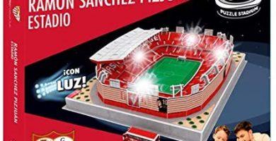 Eleven Force Sevilla FC Puzzle 3D