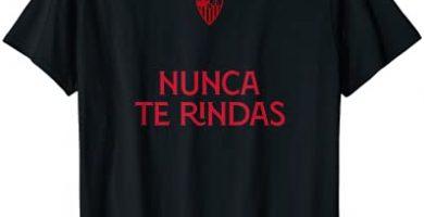Sevilla FC Camisa unisex Nunca te Rindas